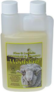 Woolskin Sheepskin Shampoo For Washing Sheepskin Products